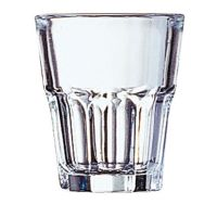 GRANITY Shotglass 4,5 cl - stapelbar href=
