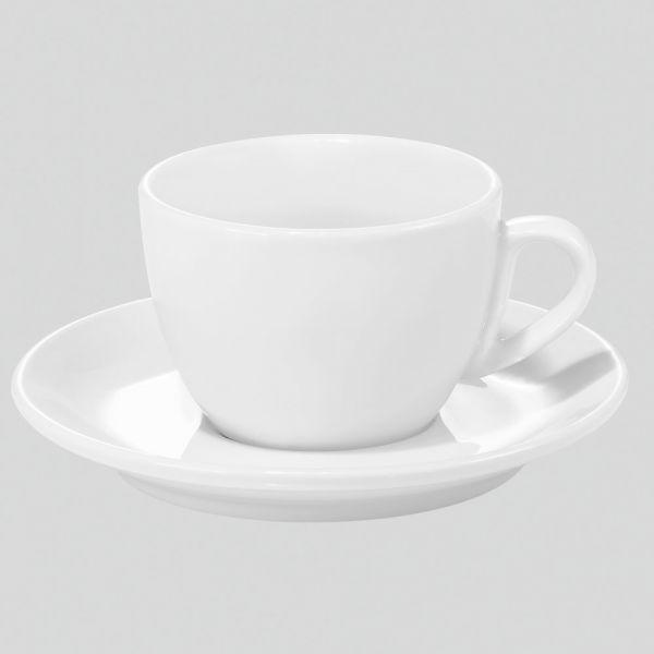 la vida wei cappuccino untere 14 7 cm tassen und henkelbecher geschirr kurzserien einzelt. Black Bedroom Furniture Sets. Home Design Ideas
