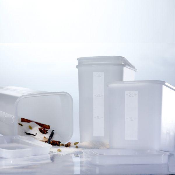 deckel f r vorratsdosen 17 x 14 cm vorrats lagerbeh lter k chenausstattung k che. Black Bedroom Furniture Sets. Home Design Ideas