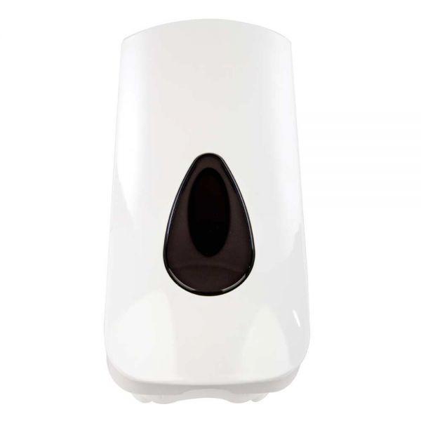 Seifenspender 90 cl - 25 x 11,5 x 11,5 cm - Weiß