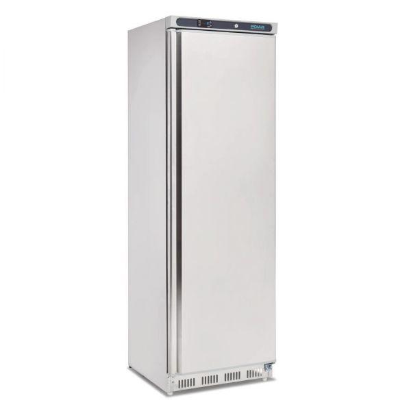 POLAR Gastro Kühlschrank - Edelstahl, 400 l (230 V)   Edelstahl ...