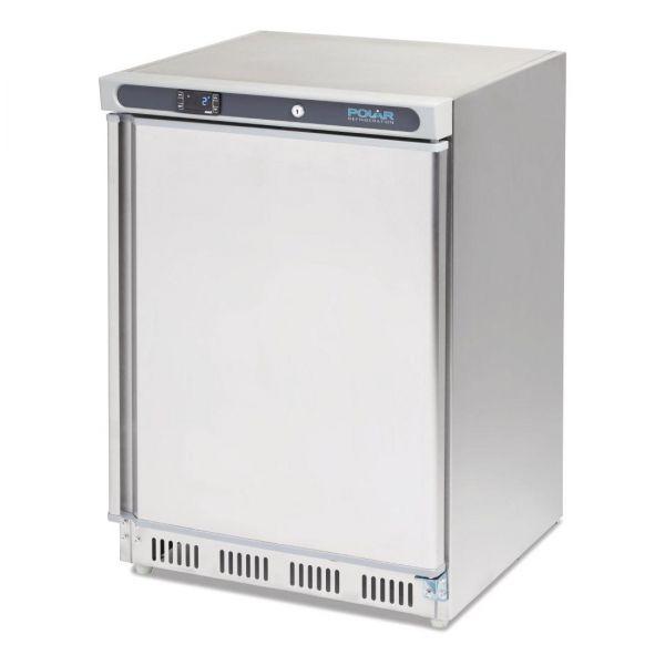 POLAR Kühlschrank - Edelstahl, 150 l (230 V) | Edelstahl ...