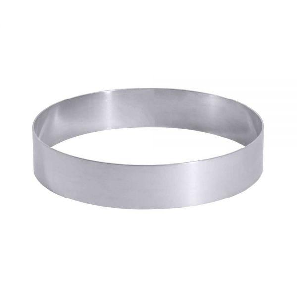 Business & Industrie Tortenring Und Tortenunterlage Aluminium 26cm
