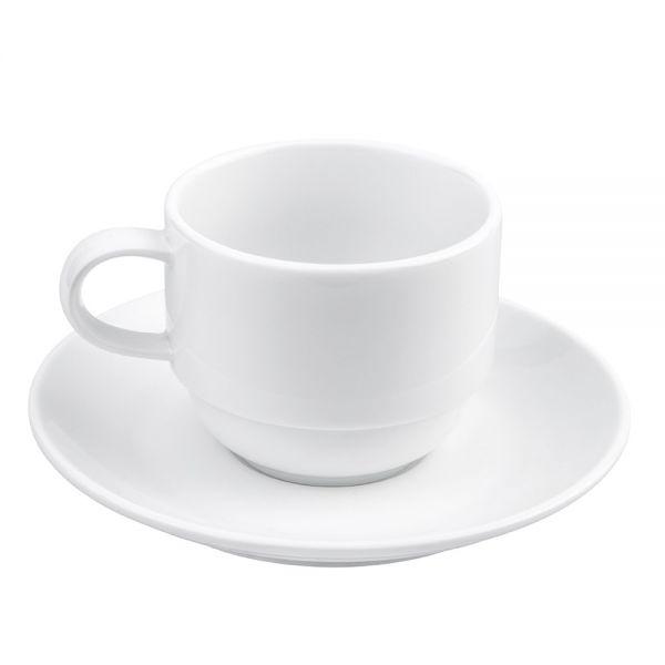 NORWAY Kaffee-Obere - Inhalt 16 cl passende Untere 16743