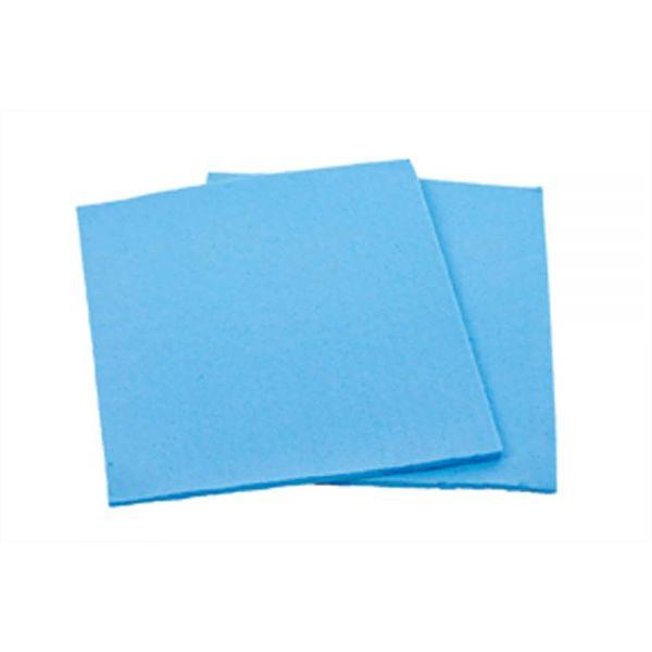 Schwammtuch Blau - 18 x 20 cm