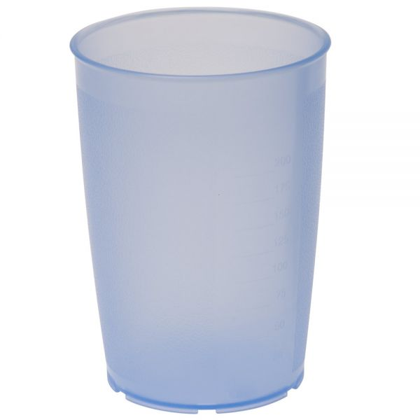 Plastikbecher 0 5l