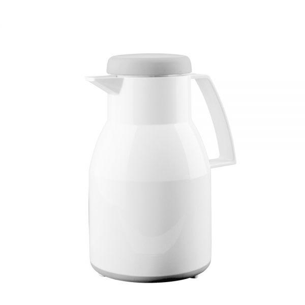 WASH Isolierkanne 1 l - Weiß