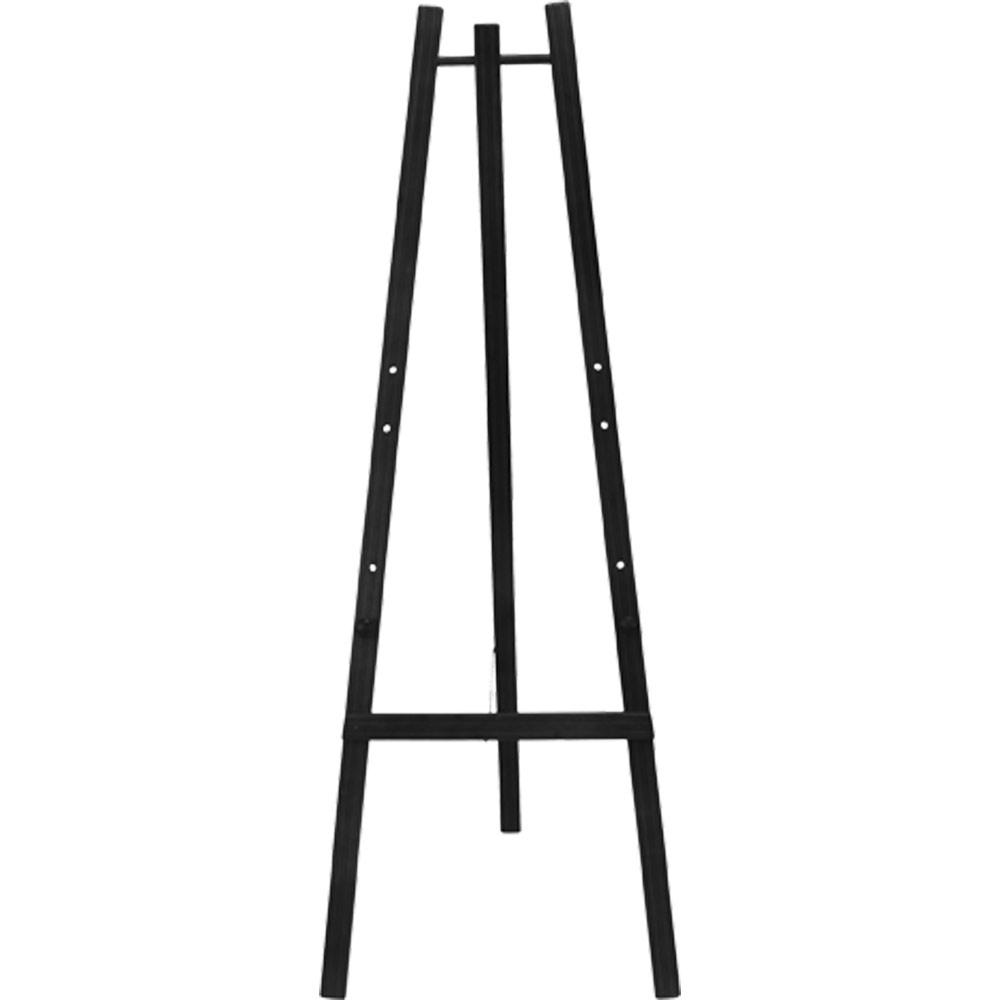 universal staffelei gro schwarz wand. Black Bedroom Furniture Sets. Home Design Ideas